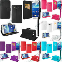ETUI COQUE HOUSSES PORTEFEUILLE SUPPORT VIDEO SAMSUNG GALAXY GRAND 2 S7105 S7102