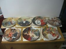 Knowles Annie Collector Plates Set of 7