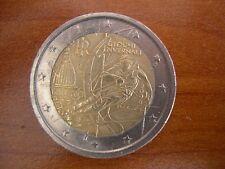 Pièce 2€ ayant circulé : Italie 2006 JO d'hiver Turin