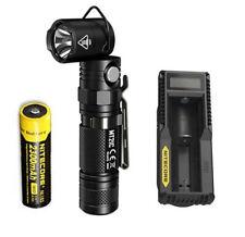 NITECORE MT21C 1000 Lumen Adjustable Flashlight w/NL183 Battery & UM10 Charger