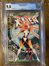 X-Men 164 CGC 9.8 Newsstand UPC First Appearance Carol Danvers As Binary Marvels