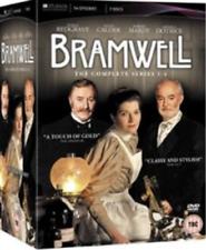 Jemma Redgrave, David Calder-Bramwell: Series 1-4 DVD NEW
