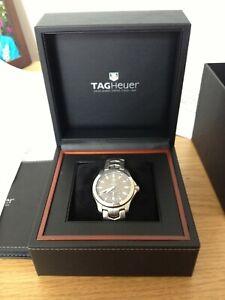 Tag Heuer Link Watch Mens - WJF211G.BA0570 Original box, warranty card, receipt