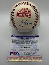 Greg Maddux Signed Autograph 2000 All Star Game Atlanta OMLB Baseball PSA DNA