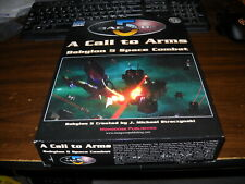 Babylon 5: A Call to Arms core boxed set: Unpunched