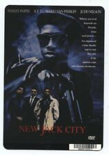 Movie Backer Card  NEW JACK CITY   ****NOT THE MOVIE***  ***Mini Poster***