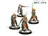 Shaolin Warrior Monks - Yu Jing - Brand New & Sealed - Infinity Wargame