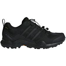 Adidas Men's Terrex Swift R2 GTX Hiking Trail Black Shoes Waterproof - CM7492