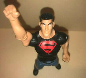 SUPERBOY figure DC Signature Series DCU Universe Superman family Titans Matty