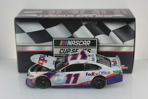 DENNY HAMLIN #11 2020 FEDEX HOMESTEAD RACED WIN 1/24 SCALE IN STOCK FREE SHIP