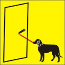 Service dog Equipment.Door Opener, Handle Sleeve