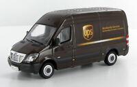 Tonkin UPS - Freightliner Sprinter Delivery Van 1:50 Scale Die-cast