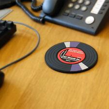 NEW AWESOME Vinyl Record Shaped Novelty Coaster