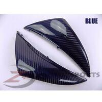 DISCOUNT 2009-2011 R1 Upper Front Nose Side Trim Cowling Fairing Carbon Fiber