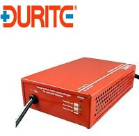 Durite 0-647-10 Automatic Battery Charger - 12V 10A