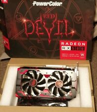 PowerColour AMD RX580 8GB Red Devil GDDR5 Graphics Card Gaming
