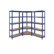 Best Price Corner Rackingshelving 5 Tier Heavy Duty Garage Storage Racks