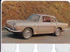 RENAULT CARAVELLE * COOP Metall - Sammelbild * tin card * 1965 *