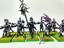 Warhammer Age Of Sigmar Daemonettes of Slaanesh x10 Painted