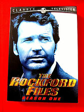 The Rockford Files:Season One 1 3 DVDs LN OOP James Garner Noah Beery Jr.23 epis