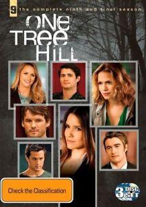 One Tree Hill : Season 9 (DVD, 2012, 3-Disc Set)  sr157