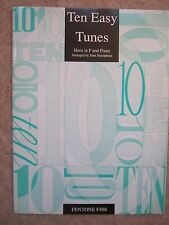 Ten Easy Tunes for Horn in F *NEW*  Published by Fentone F486