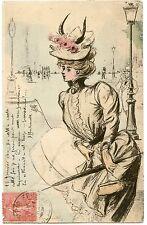HENRI BOUTET  JOLIE FEMME PARISIENNE. PRETTY PARIS