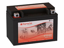Power Source WP9-BS Replacement Motorcycle Battery By SigmasTek Brand