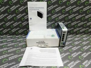 USED General Electric ESPCPE100-ABAA Standalone Pacsystems RSTI-EP Controller