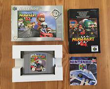 N64 - Mario Kart 64 für Nintendo 64 - Spiele - OVP - sehr gut