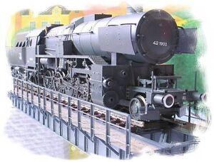 War Locomotive DRG BR 42 Grey Liliput Kriegslok L104203 NEW OVP