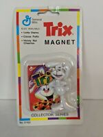 "3"" 1996 TRIX Magnet General Mills Cereal New in sealed package"