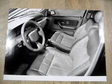 Foto fotografía photo photograph Renault Clio Bacarrat interior 9109 sr917