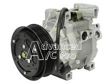 New AC  A/C Compressor Fits: 2000 2001 2002 Toyota MR2 Spider L4 1.8L