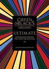 GREEN & BLACK'S ORGANIC _ ULTIMATE CHOCOLATE RECIPIES __ BRAND NEW _ FREEPOST UK