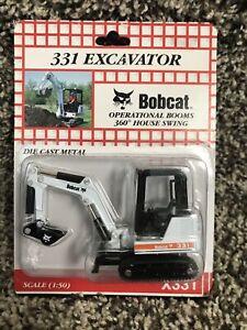 Bobcat 331  Excavator Die Cast Model 1:50 Scale NEW!