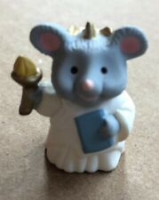 Hallmark Merry Miniatures 1993 Statue of Liberty Mouse