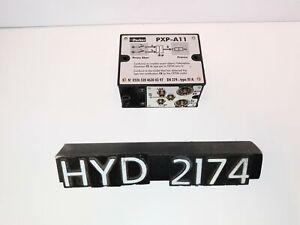 Parker Pneumatic Switch PXP-A11 PXP-A11 (HYD2174)