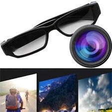 Neu Slim Brille mit Camcorder HD 1280x720 Video Lens Kamera Kamerabrille 2016 ~I