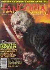 Fangoria February Horror & Monster Magazines