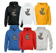 Youtube Slogoman Hoodies Kids Children Hoodie Sweatshirt  Jumper t shirt