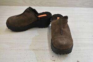 Rocket Dog Fran Comfort Clog, Women's Size 8, Chocolate MSRP $44.95