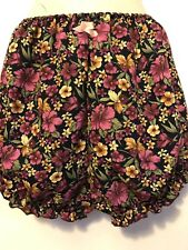 """Culotte/Floral Sissy Culotte/Bloomer Chichis-Taille 40"""""""