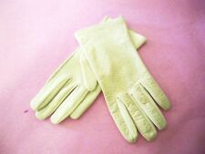 Nylon Vintage Gloves