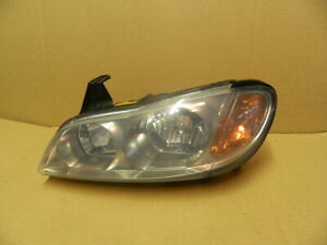INFINITI I35 LH HEADLIGHT ASSEMBLY XENON HID DRIVERS SIDE 2002-2004