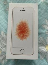 Neues AngebotApple iPhone SE - 32gb-Rose Gold (entsperrt) - siehe Beschreibung