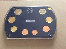 Coffret complet de 8 pièces € Malte 2008