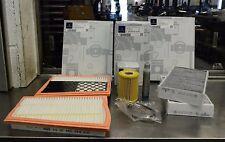 OEM GENUINE MERCEDES BENZ CABIN AIR & OIL FILTER KIT 06-11 ML W164 DIESEL