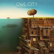 OWL CITY-THE MIDSUMMER STATION-JAPAN CD BONUS TRACK