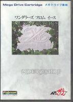 Ys 3 SEGA Mega Drive MD GENESIS Japan